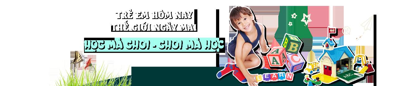 Tầm nhìn – Sứ mệnh - Website Trường Mẫu Giáo Trúc Sơn